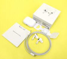 Original Apple AirPods Pro White Wireless Headphones W/ Charging Case #Vs6850