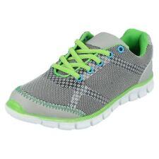Chaussures gris pour fille de 2 à 16 ans pointure 33