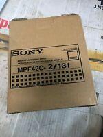 "RARE VINTINAGE PC ITEM BRAND NEW RETAIL BOX SONY MPF42C-2 2MB 3.5"" DISK DRIVE"