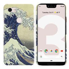 "For Google Pixel 3 XL 6.3"" Design HARD Protector Back Case Phone Cover"