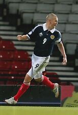 SCOTLAND HAND SIGNED KENNY MILLER 12X8 PHOTO PROOF 2.
