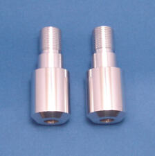 POLISHED R6 Bar Ends Yamaha YZF YZFR6 600 99-05 Made in the USA