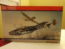 Eduard EDK8201 Messerschmitt Bf 110C