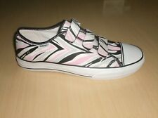 shoes womens girls vans off the wall prison issue #23  -- size 6.5 womens