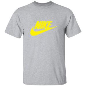 Nike Men's Short Sleeve Logo Printed T-Shirt