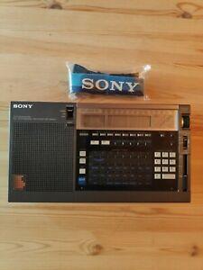 Sony ICF-2001D Weltempfänger Radio Siehe Artikelbeschreibung