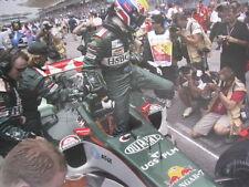Poster Jaguar Racing R5 2004 #14 Mark Webber (AUS)