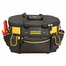 Stanley FMST1-70749 FatMax Round Top Rigid Tool Bag with Waterproof Base New