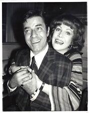"Jerry Lewis ""HELLZAPOPPIN"" Lynn Redgrave / Jule Styne 1976 FLOP Press Photo"