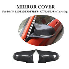 Real Carbon Fiber Rearview Mirrors Cover for BMW F20 F22 F30 F31 GT F34 F32 F33