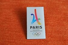 19704 PIN'S PINS JO JEUX OLYMPIQUES FRANCE PARIS 2024 OLYMPIC WORLDGAMES GAMES