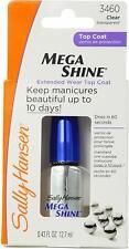 Sally Hansen Mega Shine Top Coat #3460 Clear