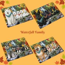 Scenic Waterfall Small/Mini Magnets, Dogs, Cats, Pet Photo Magnet Gifts