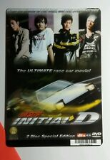 INITIAL D RACE CAR MOVIE COVER ART MINI POSTER BACKER CARD (NOT a movie )