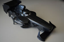 Disney Cars 2 Carbon Fiber Francesco Ridemakerz Shell Ridemakers FREE SHIPPING!