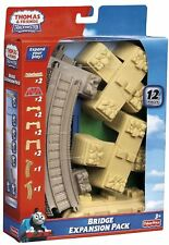 Thomas the Train TrackMaster Bridge Expansion Track Pack 12 Pieces T0211