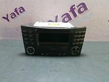 1Y01029 Mercedes W211 E350 Autoradio Radio Navigation A2118704589