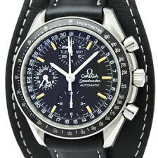 Polished OMEGA Speedmaster Mark 40 Steel Automatic Mens Watch 3520.50 BF323972
