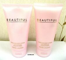 Estee Lauder Beautiful Perfumada Body Lotion - 2 X 75ml
