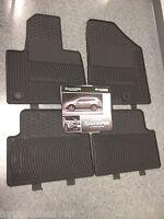 2013-2018 Hyundai Santa Fe Sport Turbo All Weather Floormats