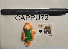 FIBBER FOX (Personaggio) K96-56 smontabili Yogi bear kinder sorpresa 1995