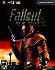 Fallout: New Vegas (Sony PlayStation 3, 2010) PS3 complete