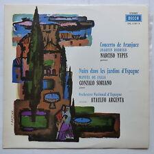 YEPES Concerto de Aranjuez GONZALO SORIANO ATAULEO ARGENTA  SXL 2091