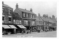 pt3671 - Wide Street , Selby , Yorkshire - photo 6x4