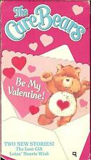 CARE BEARS: BE MY VALENTINE (VHS) 2 Stories: The Lost Gift & Lotsa' Hearts Wish