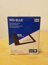 WD Blue 250GB Internal SSD Solid State Drive -2.5 Inch - WDS250G1B0A