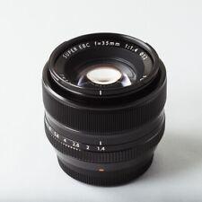 Fujifilm Fujinon XF 35mm f/1.4 Aspherical R Lens