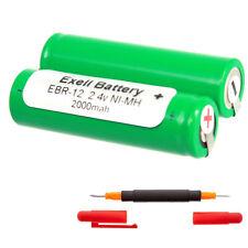 Razor Battery For Braun 4520 4550 5503 5510 5520 R-9100TLT RR-1 R-TCT PG-250