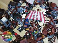 LEGO - (x3400pcs) 4KG Pirates Caribbean Bulk Moc/ Packs - Ship Parts Guaranteed!