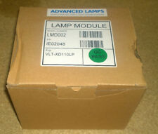 NEW GENUINE OEM Advanced Lamp LMD002 for MITSUBISHI VLT-XD110LP VLT-XD100LP