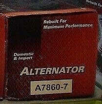 7860-7 Remanufactured Alternator