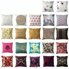 Cotton Blend Floral Modern Decorative Cushions & Pillows