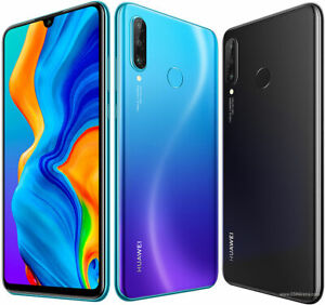 New HUAWEI P30 Lite MAR-LX1A 128GB Dual Sim 4G LTE Android Unlocked Smartphone