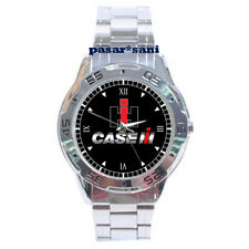 NEW CASE IH TRACTOR CLASSIC Custom Chrome Men Wrist Watch Mens Watches Gifts