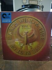 The Best of Earth Wind & Fire, Volume 1 - Vinyl Record