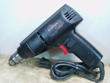 """Pre-owned & Tested Craftsman #315.101421 1/3Hp 0-1200-Rpm Vsr 3/8"""" Drill W/ Key"""