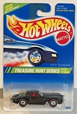 Hot Wheels 1995 Treasure Hunt - Stutz Blackhawk w/Real Riders #7 of 12  LE/10k