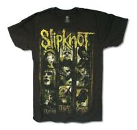 Slipknot Film Tour 2012 Black T Shirt New Official Adult