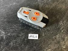 1 x Lego Electric Fernbedienung neu-hell grau orange Infrarot 9V neuwertig