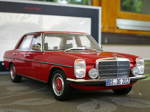 Norev Mercedes /8 200 Mopf, 1:18, Tuning, rot