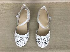 Gymboree girls ladybug shoes size 6 usa 5 uk