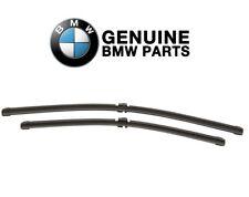 For Front Windshield Wiper Blades Set for BMW E90 E91 E92 3 Series Genuine