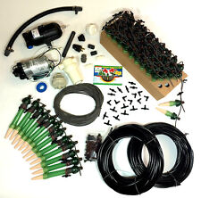 "50 Plant Pump System w/ both 5"" and 9"" carrots for Garden or Greenhouse"
