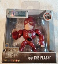 METALFIGS DC JUSTICE LEAGUE THE FLASH M542 -HEAVY DIE-CAST METAL--NEW IN BOX