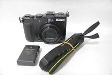 Nikon COOLPIX P7000 10.1MP Digital Camera - Black