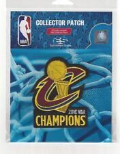 2016 Cleveland Cavaliers campeones de la NBA Champs Parche de Jersey hierro en el logotipo de empaquetado